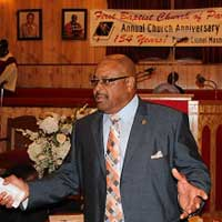 James Williams - Assistant Pastor